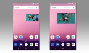 Android 8 Bild-in-Bild-Funktion