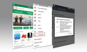 Android: Automatische App-Updates deaktivieren