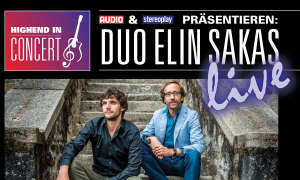 High End in Concert: Duo Elin Sakas