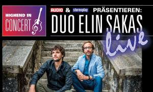 High End in Concert: Duo Elin Sakas