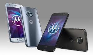 Motorola Moto X4 und Moto Z2 Force