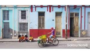 Galaxy Note 8: Sample-Foto