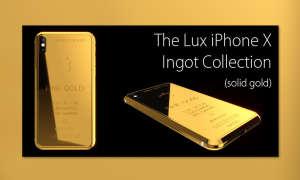 Lux iPhone X von Brikk