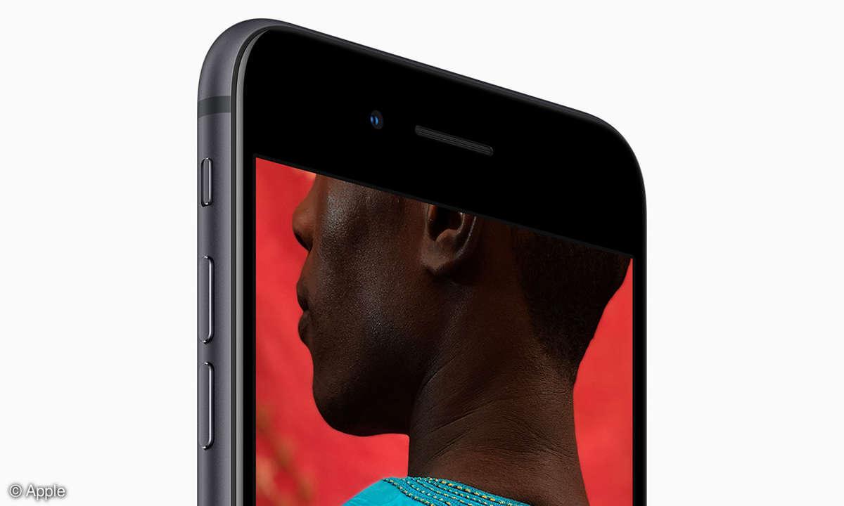 Apple Smartphone Selfie Cam