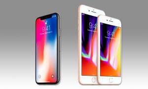 iPhone X vs. iPhone 8 (Plus)