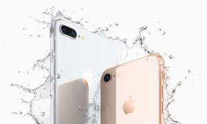 Apple iPhone 8 Plus iPhone 8 Kameras Wasser