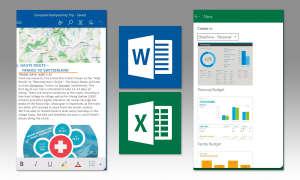 Microsoft Word und Excel