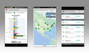 SAP business one business objects mobile cloud for travel and expense