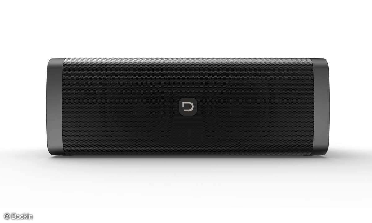 Dockin D Fine Bluetooth Lautsprecher