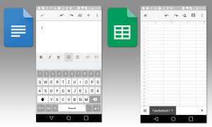 Google Docs & Google Tabellen