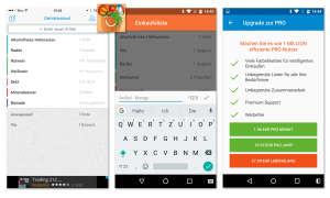 Buy Me A Pie - Einkaufsplaner-App
