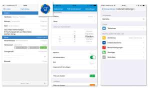 Pon - Mobile Einkaufsliste - Einkaufsplaner-App