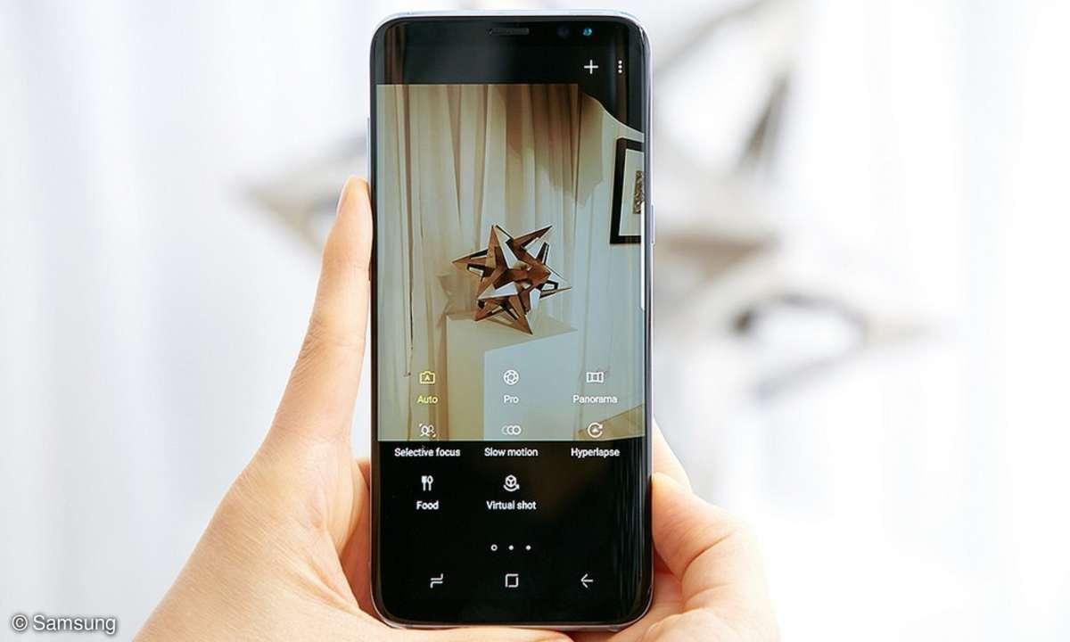 Galaxy S9 Kamera Release Geruechte