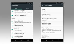 Android Gerätemanager