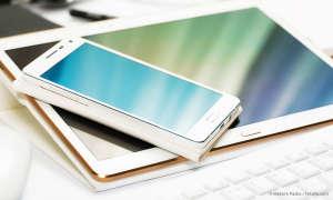 Smartphone und Tablet synchronisieren