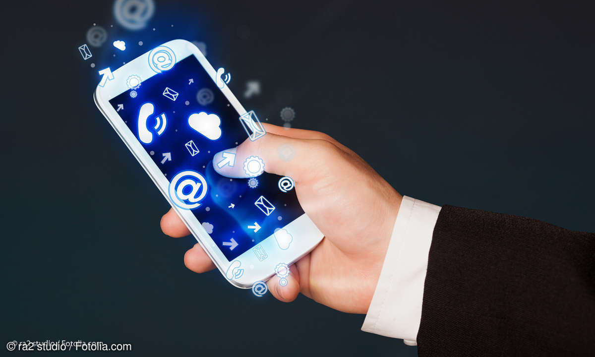 Smartphone Business-Apps