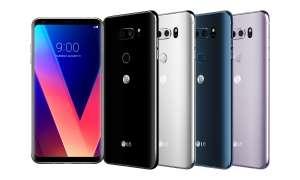 LG V30 Farben