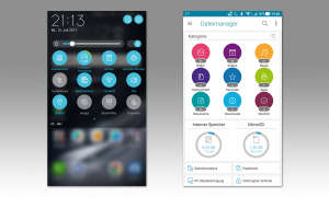Asus Zenfone AR Screenshots