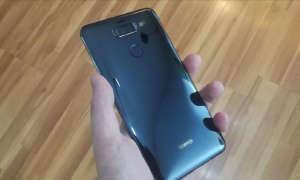 Huawei Mate 10 Pro Leak