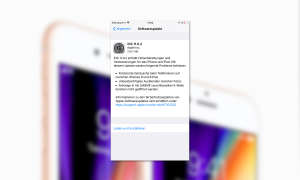 Apple iOS 11.0.2 Update