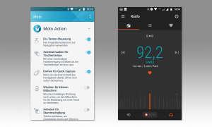Motorola Moto Z2 Play Screenshots