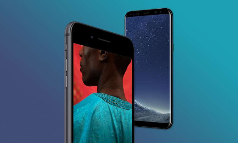 IPhone 8 Vs Galaxy S8 Vergleich