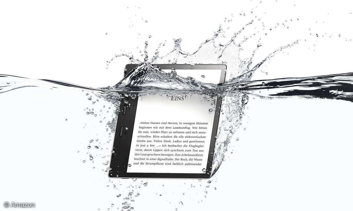 Kindle Oasis 2017 Preis Release Features