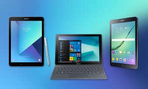 Samsung Galaxy Tab S3 Galaxy Tab S2 und Galaxy Book 12