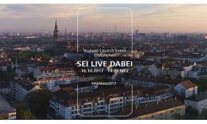Huawei Mate 10 Live-Stream