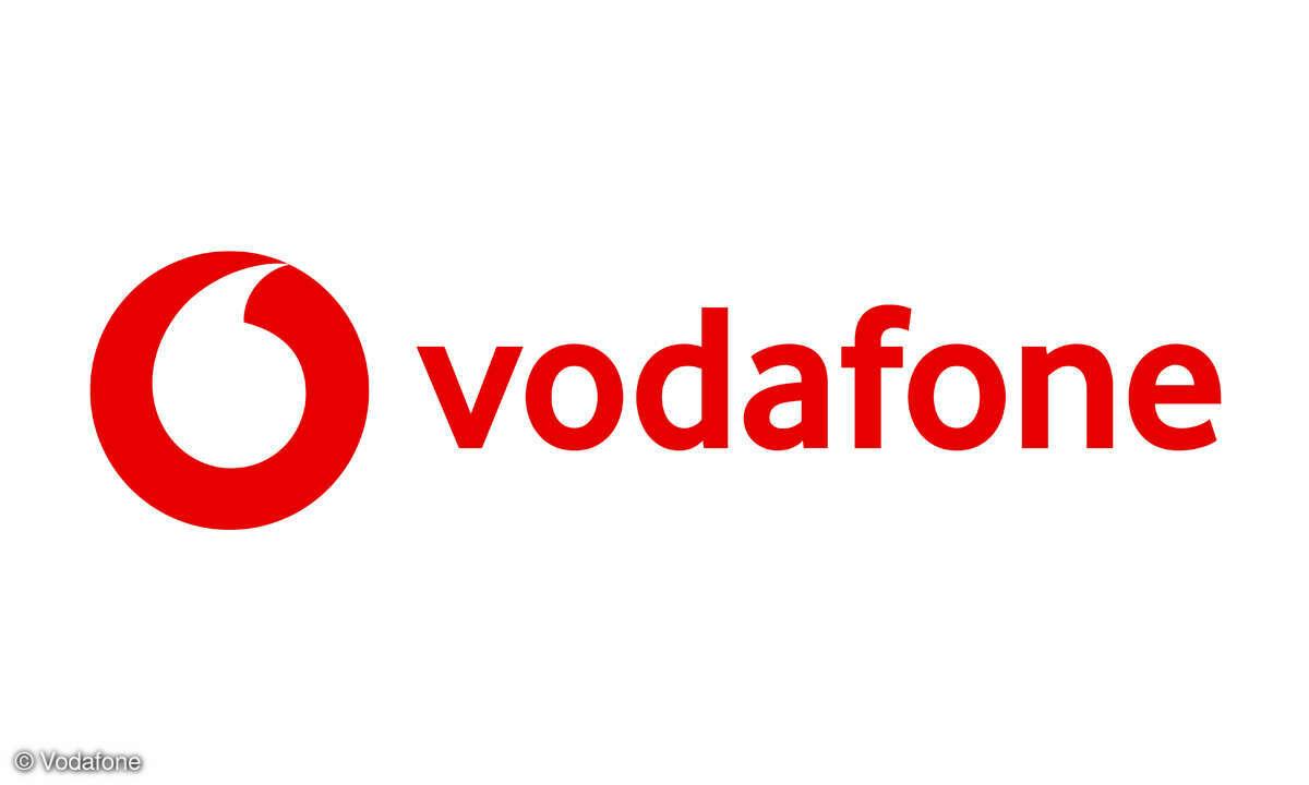 Vodafone Logo neu