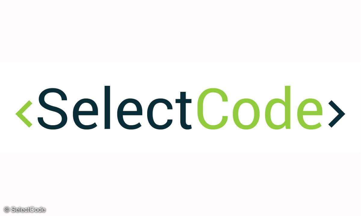 SelectCode Logo