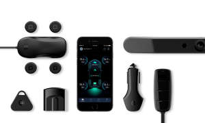 nonda ZUS connected car system