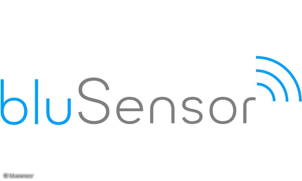 blusensor Logo
