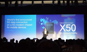Qualcomm 5G-Smartphone