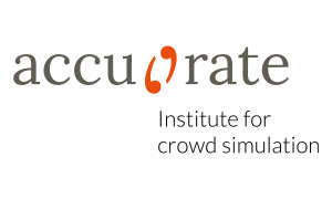 accu:rate Logo
