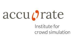 accu:rate Logo