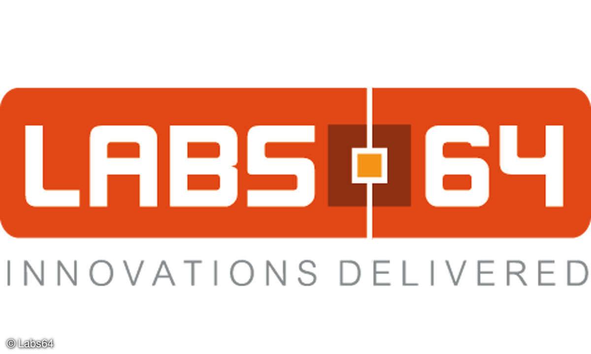 Labs64 Logo
