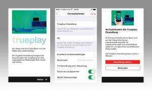 Sonos TruePlay App