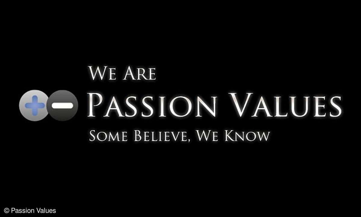 Passion Values Logo