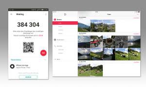 Datenübertragungs App - Send Anywhere