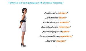 staffboard Gefangen in HR Prozessen