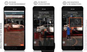 ARaction App