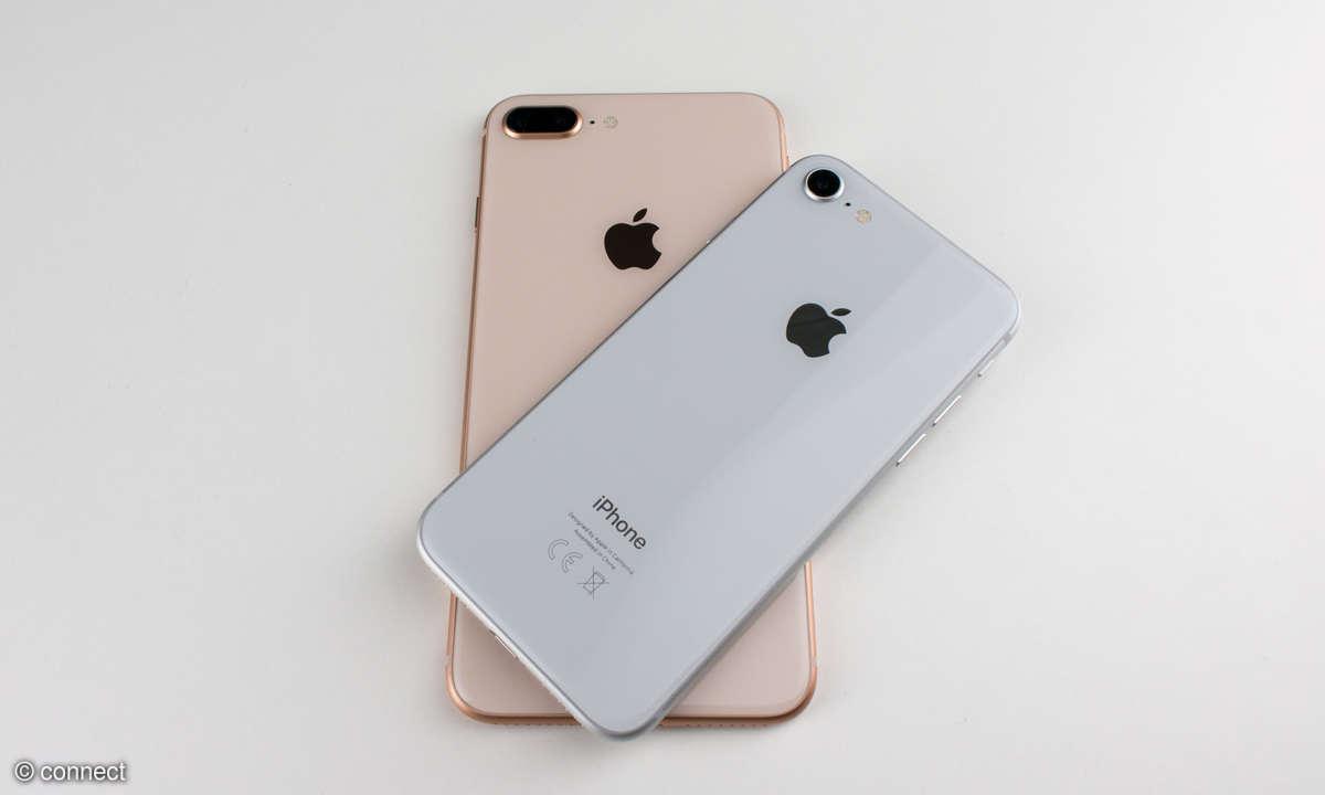 Apple iPhone 8 (Plus) Back