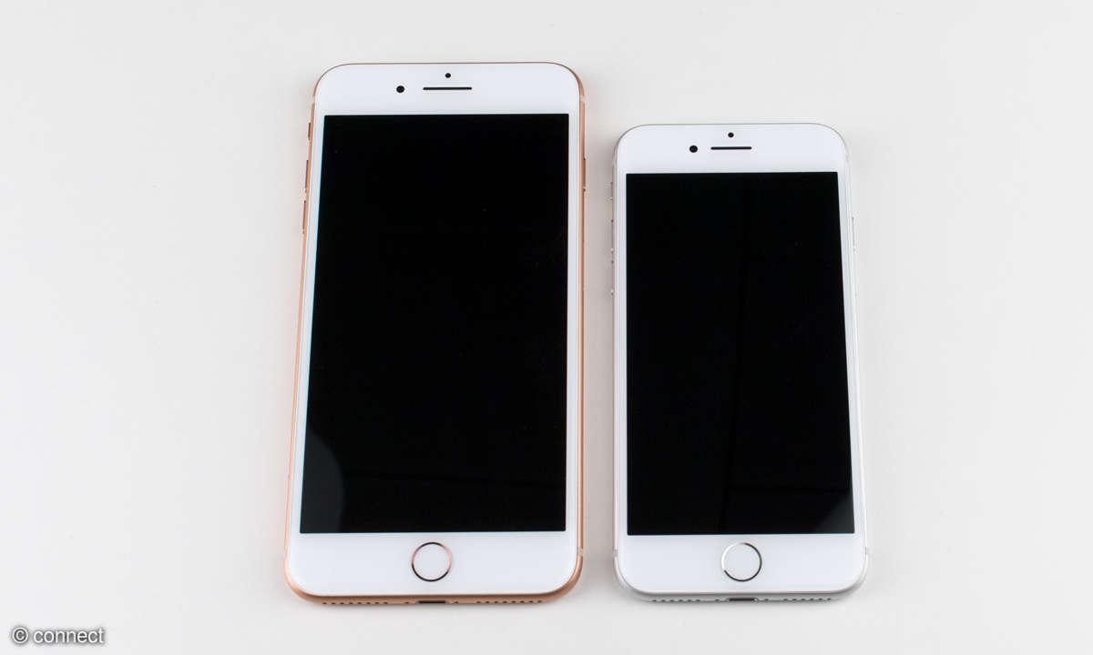 Apple iPhone 8 (Plus) Front