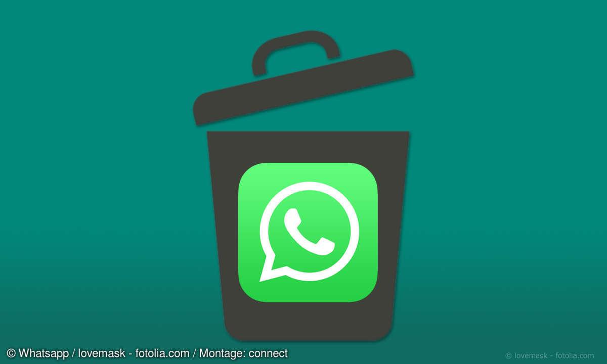 Whatsapp Nachricht löschen für alle