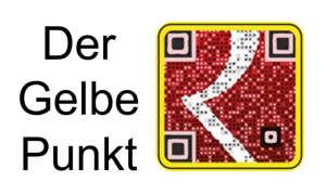 Der gelbe Punkt Logo