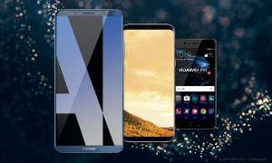 Beste Android Smartphones 2017
