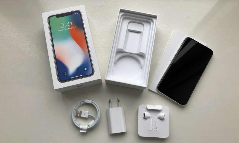 iPhone X im Teardown von iFixit - connect