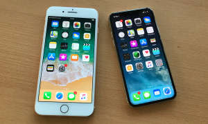 iPhone X und iPhone 8 Plus