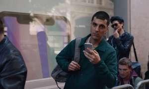 Samsung iPhone X witzige Werbung